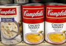 Campbell Soup first major company to disclose presence of genetically engineered ingredients